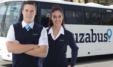 Uzabus drivers