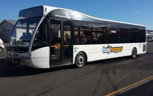 Welcomed new changes for Eastern BOP bus services