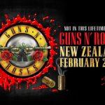 Guns N Roses – 4th February 2017
