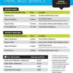 New Levin to Waikanae Bus Service