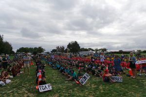 Proud Sponser: Tauranga Schools Chinese Whispers World Record Attempt