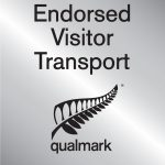Qualmark Endorsed Visitor Transport Logo