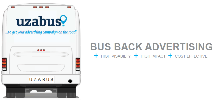 Bus Back Advertising